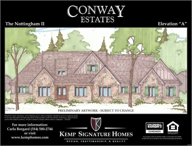 345 Upper Conway Estates Court, Town and Country, MO 63141 (#20001116) :: Parson Realty Group