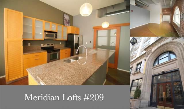 1136 Washington Avenue #209, St Louis, MO 63101 (#20004215) :: Parson Realty Group