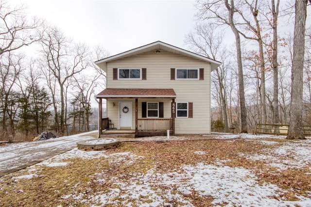 865 Village Green Ct, Lake Sherwood, MO 63357 (#20004235) :: Sue Martin Team