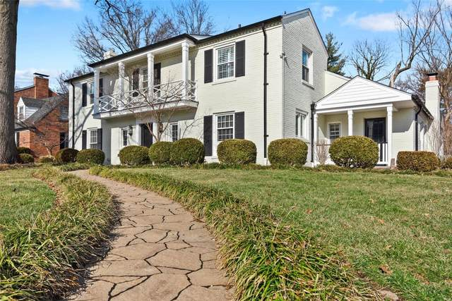 25 Black Creek Lane, Ladue, MO 63124 (#20004321) :: Kelly Hager Group | TdD Premier Real Estate