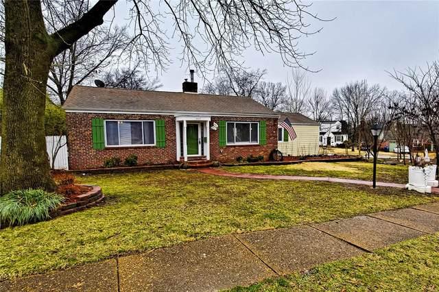 902 Briarton Drive, St Louis, MO 63126 (#20005772) :: RE/MAX Vision