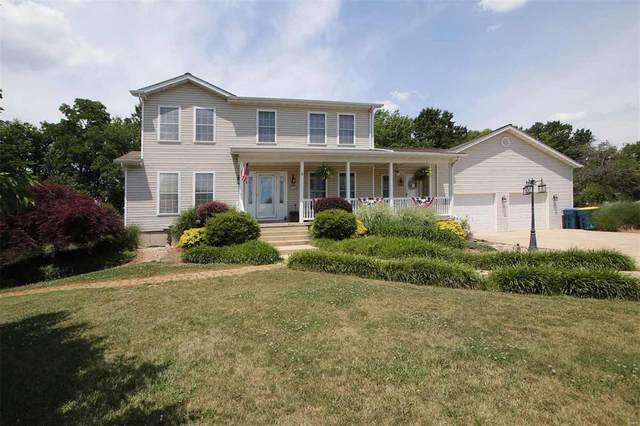 1391 Biscay Drive, Edwardsville, IL 62025 (#20006476) :: Kelly Hager Group | TdD Premier Real Estate