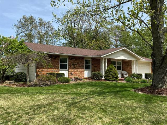 15 Parrot Drive, Highland, IL 62249 (#20006842) :: St. Louis Finest Homes Realty Group
