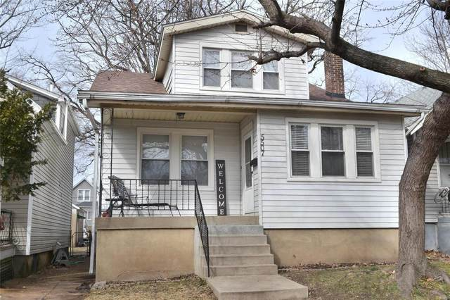 5507 S 37th Street, St Louis, MO 63116 (#20007407) :: Clarity Street Realty