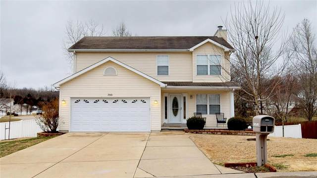 700 Santschi Drive, Herculaneum, MO 63048 (#20007527) :: St. Louis Finest Homes Realty Group