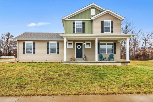 2 Rooster Ridge Court, Winfield, MO 63389 (#20007873) :: Clarity Street Realty