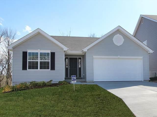 17424 Wyman Ridge Drive, Eureka, MO 63025 (#20009139) :: Parson Realty Group