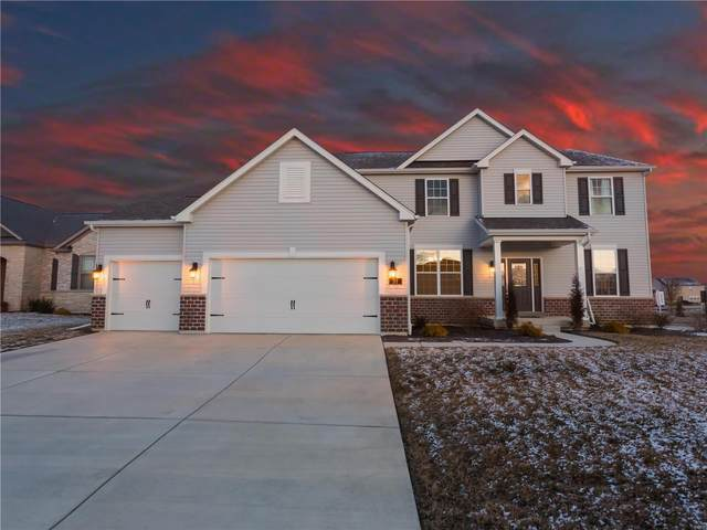 32 Chessington Court, Lake St Louis, MO 63367 (#20010099) :: St. Louis Finest Homes Realty Group