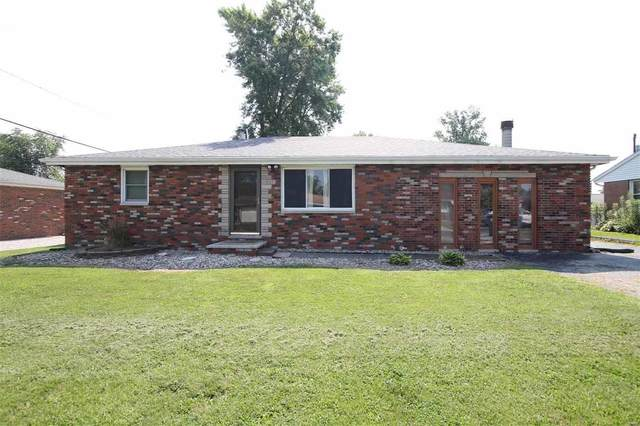 112 Nelson Drive, Bethalto, IL 62010 (#20010305) :: Parson Realty Group