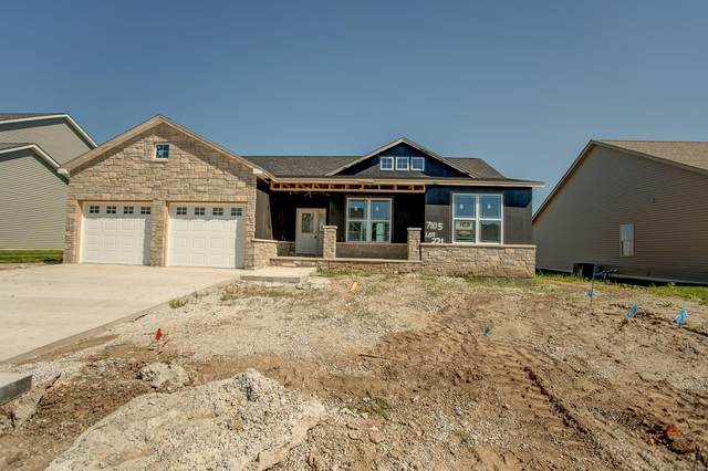 7105 Richmond Drive, Glen Carbon, IL 62034 (#20011776) :: PalmerHouse Properties LLC