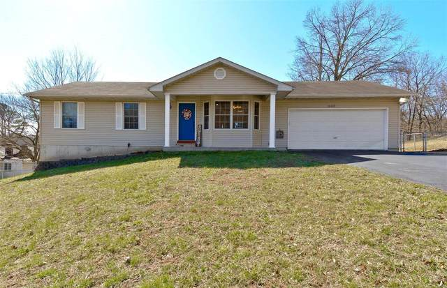 1008 Prospect Drive, Imperial, MO 63052 (#20012388) :: Clarity Street Realty