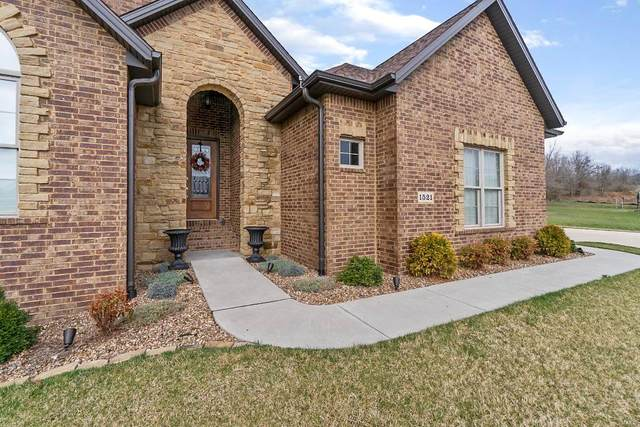 1521 Birchwood, Cape Girardeau, MO 63701 (#20014315) :: Walker Real Estate Team