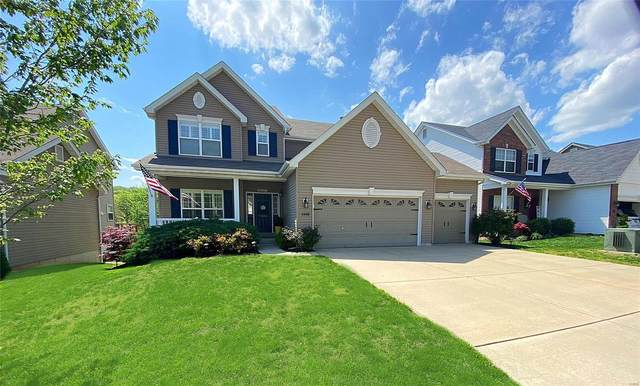5548 Mirasol Manor, Eureka, MO 63025 (#20015561) :: Kelly Hager Group | TdD Premier Real Estate