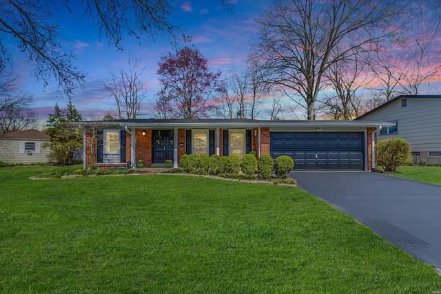 11753 Long Leaf Circle, St Louis, MO 63146 (#20017618) :: Kelly Hager Group | TdD Premier Real Estate