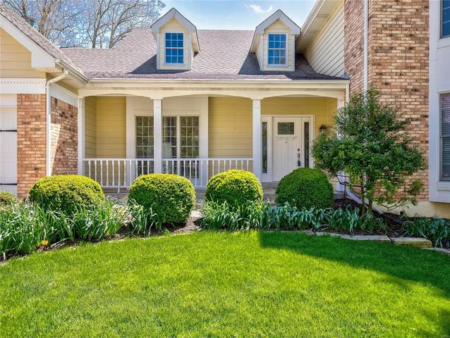 342 Turnberry Place Drive, Wildwood, MO 63011 (#20018484) :: St. Louis Finest Homes Realty Group
