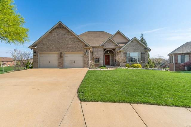 1668 Helmsdale Drive, Cape Girardeau, MO 63701 (#20018779) :: Parson Realty Group