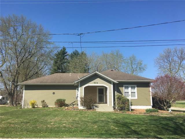 504 S Main Street, BENLD, IL 62009 (#20018843) :: Matt Smith Real Estate Group