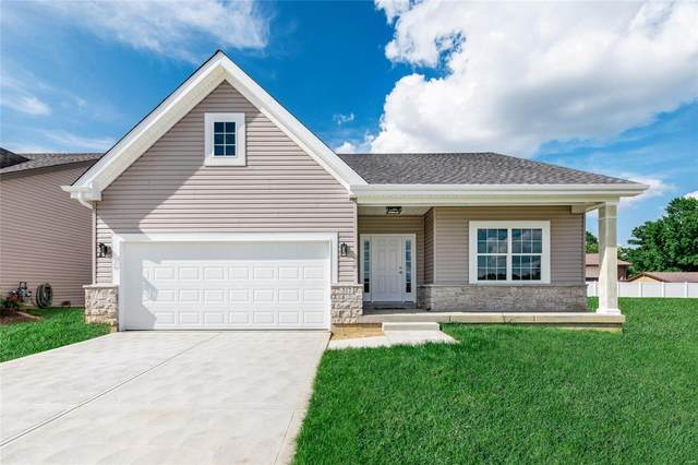 517 Columbia Downs Drive, Lake St Louis, MO 63367 (#20021440) :: The Becky O'Neill Power Home Selling Team