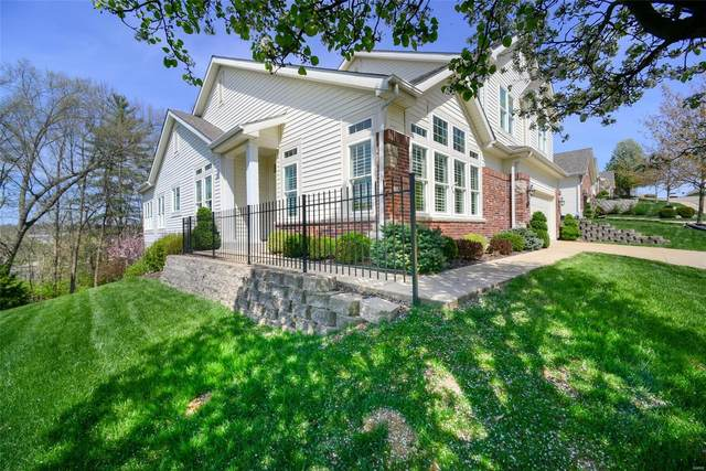 1517 Dietrich Place, Ballwin, MO 63021 (#20022045) :: The Becky O'Neill Power Home Selling Team