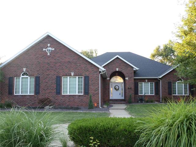 1 Primrose Place, Edwardsville, IL 62025 (#20023097) :: Fusion Realty, LLC