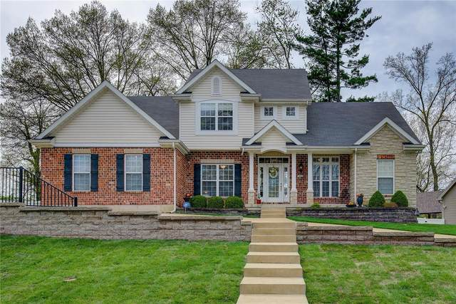 1555 Windridge Drive, St Louis, MO 63131 (#20023393) :: Parson Realty Group
