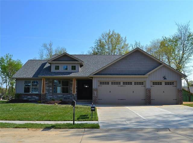 408 Briar Creek Road, Troy, IL 62294 (#20025559) :: St. Louis Finest Homes Realty Group