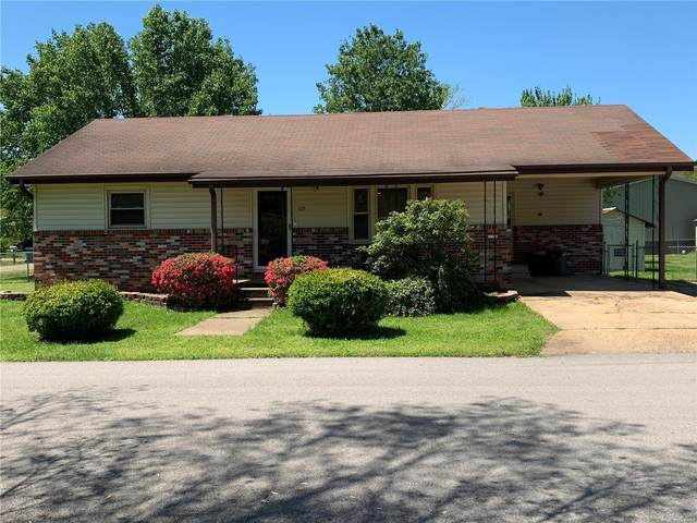 125 Montgomery Street, Piedmont, MO 63957 (#20025685) :: St. Louis Finest Homes Realty Group