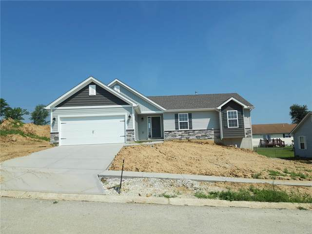 131 Baskett, Elsberry, MO 63343 (#20027199) :: RE/MAX Professional Realty