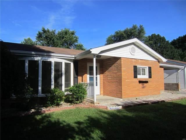 107 Maple Street, KAMPSVILLE, IL 62053 (#20031905) :: The Becky O'Neill Power Home Selling Team