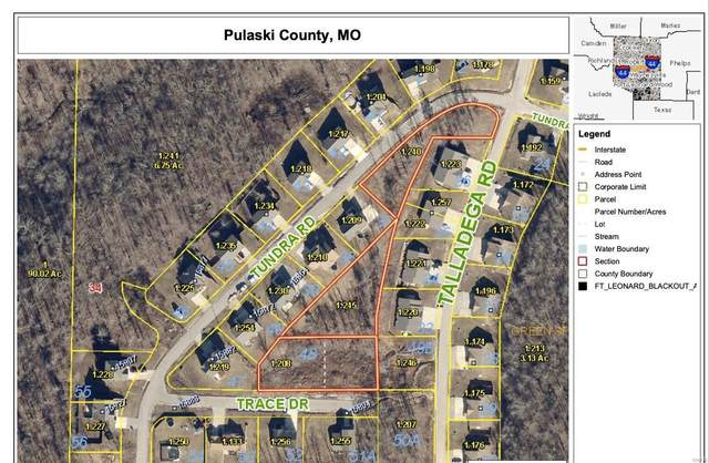 0 Building Lots,Tundra/Trace Road, Saint Robert, MO 65584 (#20033492) :: Realty Executives, Fort Leonard Wood LLC