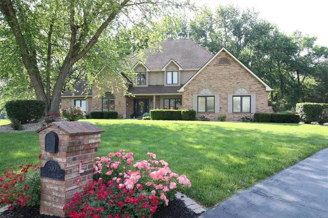 500 E Waters Edge Drive, Shiloh, IL 62221 (#20035904) :: Kelly Hager Group | TdD Premier Real Estate