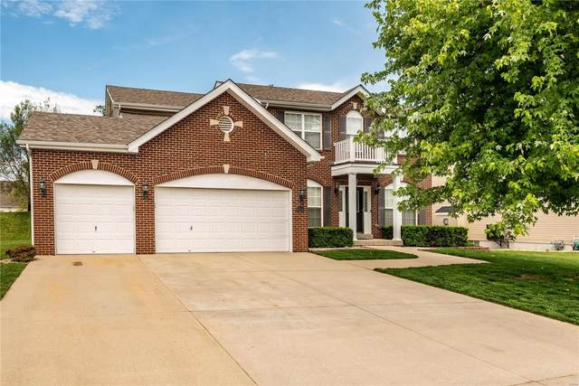 6736 Oxford, Maryville, IL 62062 (#20036147) :: RE/MAX Vision