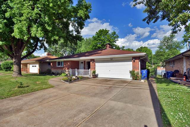 745 Buckley, St Louis, MO 63125 (#20036446) :: Kelly Hager Group | TdD Premier Real Estate