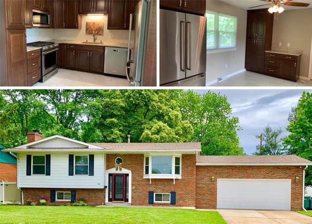 708 N Lincoln Avenue, O'Fallon, IL 62269 (#20036615) :: The Becky O'Neill Power Home Selling Team