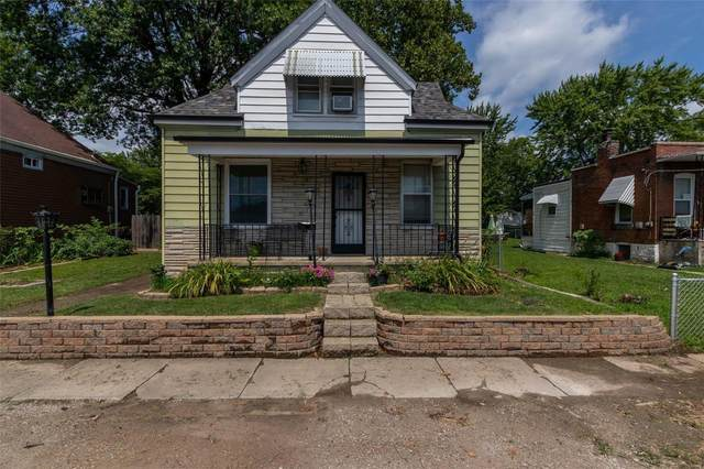 753 Regina Avenue, St Louis, MO 63125 (#20036896) :: The Becky O'Neill Power Home Selling Team