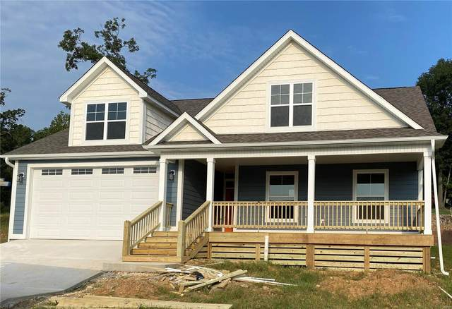 2959 Pine Hill Spur, Cape Girardeau, MO 63701 (#20039631) :: The Becky O'Neill Power Home Selling Team