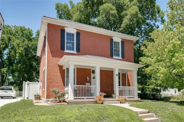 441 Lindenwood, Saint Charles, MO 63301 (#20039742) :: The Becky O'Neill Power Home Selling Team