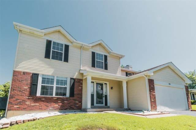 4119 Gulfport Court, Florissant, MO 63034 (#20040743) :: Parson Realty Group