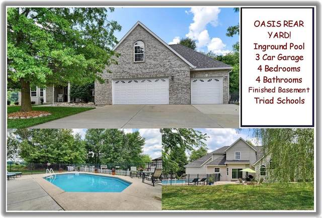 2020 Kensington Place, Saint Jacob, IL 62281 (#20041381) :: The Becky O'Neill Power Home Selling Team