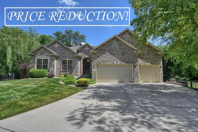 10 Bear Creek Court, Glen Carbon, IL 62034 (#20044704) :: Peter Lu Team