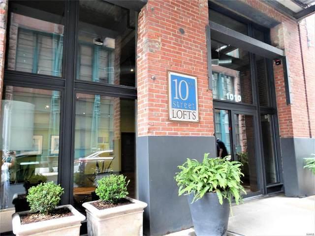 1010 Saint Charles Street #501, St Louis, MO 63101 (#20047113) :: Peter Lu Team