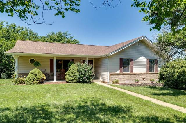5 Longview Estates Drive, Dardenne Prairie, MO 63368 (#20047584) :: Peter Lu Team