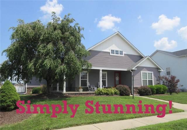3024 Huntsville Drive, Glen Carbon, IL 62034 (#20047664) :: Hartmann Realtors Inc.