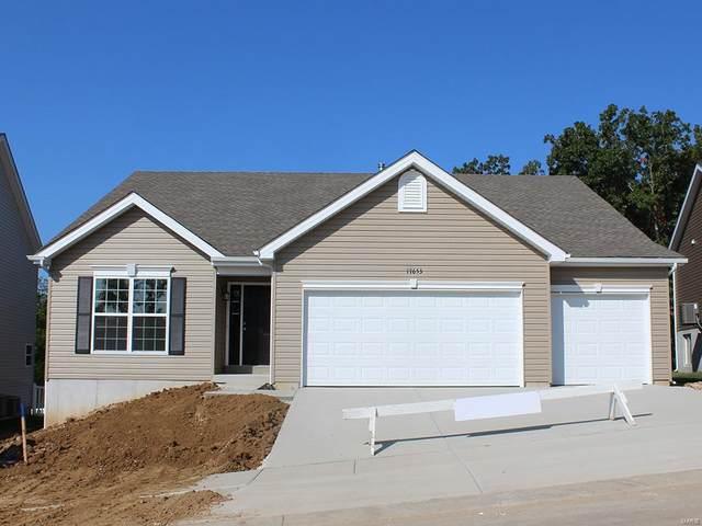 17653 Rockwood Arbor Drive, Eureka, MO 63025 (#20047705) :: Century 21 Advantage