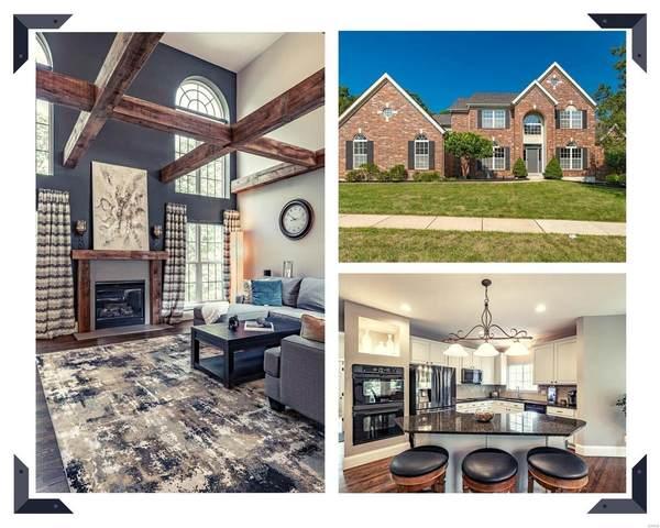 715 Hesemann Ridge, Wildwood, MO 63021 (#20048139) :: The Becky O'Neill Power Home Selling Team
