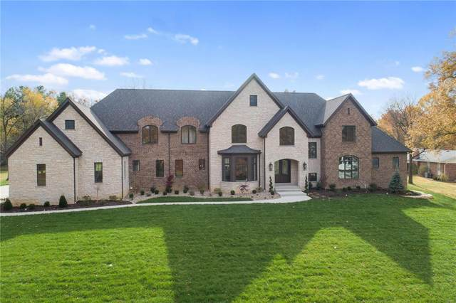 15 Williamsburg, St Louis, MO 63141 (#20048192) :: Matt Smith Real Estate Group