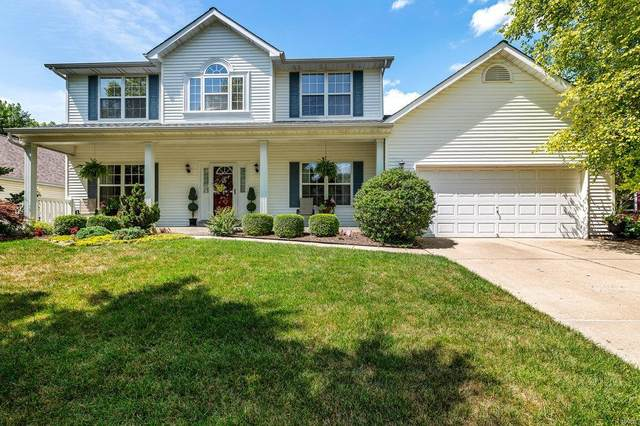 282 E Governor Place, Saint Charles, MO 63301 (#20048537) :: Clarity Street Realty