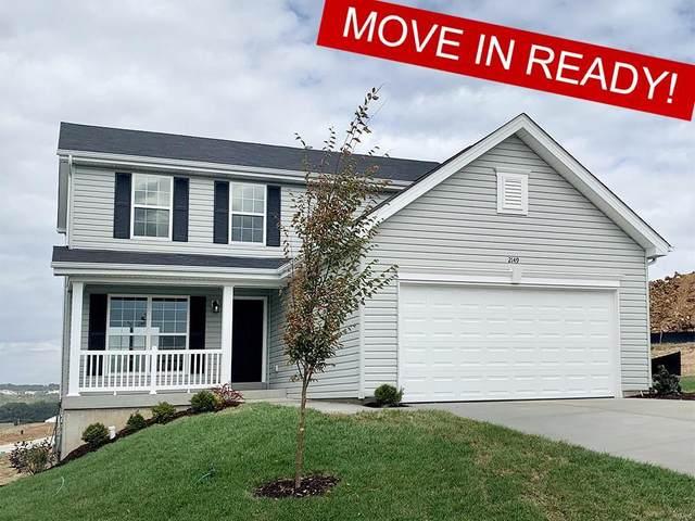 2149 Windswept Farms Drive, Eureka, MO 63025 (#20048655) :: Kelly Hager Group | TdD Premier Real Estate