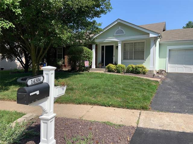 14304 River Oaks Court, Florissant, MO 63034 (#20050455) :: The Becky O'Neill Power Home Selling Team