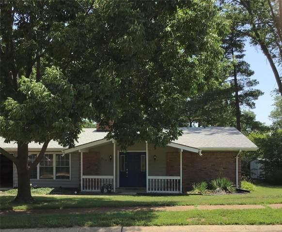 9418 Crestwood Manor Drive, Crestwood, MO 63126 (#20051163) :: PalmerHouse Properties LLC